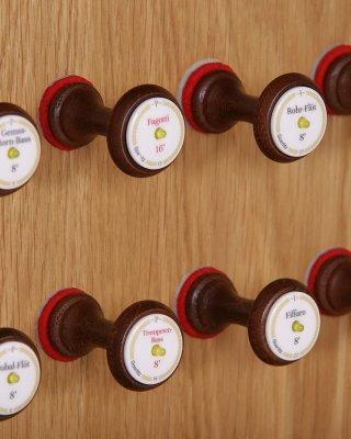 45 / 64 cięgła rejestrowe z oświetleniem LED