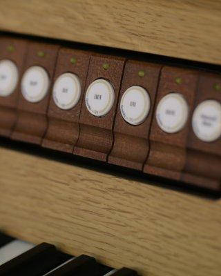 Drewniane rejestry płytkowe (od 32 do 46)