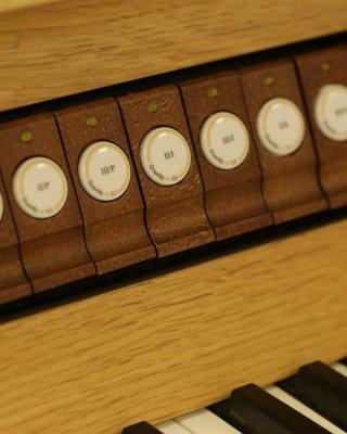 Drewniane rejestry płytkowe (od 40 do 128)